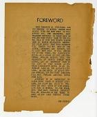 view 1943 Rohwer Center High School Yearbook digital asset: Rohwer Center High School Yearbook, 1943