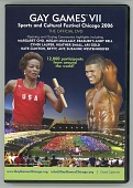 view DVD representing the 2006 Gay Games in Chicago digital asset: Gay Games DVD