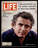 view Life Magazine featuring Norman Mailer digital asset number 1
