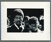 view African American Man and teenage boy digital asset: Photograph by Roy Zalesky
