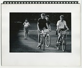 view Boys riding bicycles digital asset: Photograph by Roy Zalesky