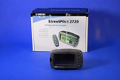 view Global Positioning System, Garmin GPS StreetPilot 2720 digital asset: Garmin StreetPilot 2720 with Original Box, Front View