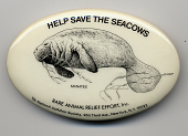 view Help Save The Seacows Manatee Rare Animal Relief Effort, Inc. C O National Audubon Society 950 Third Ave., New York, N.Y. 10022 digital asset number 1