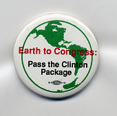 view Earth To Congress: // Pass The Clinton // Package digital asset number 1