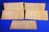 view US Census Bureau Punch Cards for 1934 Census of Prisoners digital asset: US Census Bureau Punch Cards for 1934 Census of Prisoners