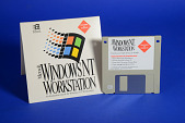 view Microsoft Windows NT Server: Evaluation Guide for Windows NT Server digital asset: Software on Disk by Microsoft, Windows NT Workstation: An Evaluation Guide for Windows NT Workstation; disk and container.