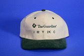 view The Guardian IMY2KC Baseball Cap digital asset: Baseball Cap, The Guardian IMY2KC