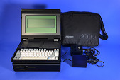 view Kaypro 2000 Microcomputer digital asset: Kaypro 2000 Microcomputer, All Components.