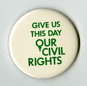 """view Button, """"Give Us This Day Our Civil Rights"""" digital asset number 1"""