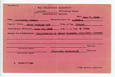 view Notice of Termination of work for Robert Murakami from his position as Block Manager, Jerome, 06/07/1944 digital asset number 1