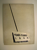 """view Yearbook, """"Year's Flight 1944,"""" Gila River, 1944 digital asset number 1"""