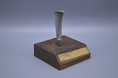 view Trophy, small, turbine engine blade digital asset number 1