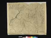 view <i>MAP OF / EXPLORATION AND SURVEYS / NEW MEXICO AND UTAH / made under the direction of the / SECRETARY OF WAR / by / CAPT. J. N. MACOMB TOPL ENGRS / assisted by / C. H. DIMMOCK, C. ENGR / 1860</i> digital asset number 1