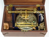 view Vernier Compass with Telescope digital asset number 1