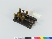 view Saunders capacity key for submarine telegraphy digital asset number 1