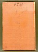 view Toku Shimomura's diary, 1928 digital asset number 1