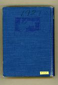 view Toku Shimomura's diary, 1927 digital asset number 1