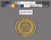 view 1 Onza, Bolivia, 1868 digital asset number 1