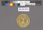 view 4,000 Reis, Brazil, 1699 digital asset number 1