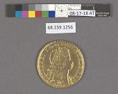view 12,800 Reis, Brazil, 1727 digital asset number 1
