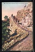 view 7519 Near Head of Hermit Trail, Grand Canyon, Arizona digital asset: 7519 Near Head of Hermit Trail, Grand Canyon, Arizona