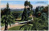 view Smiley Heights, overlooking Redlands, Cal. digital asset: Smiley Heights, overlooking Redlands, Cal.