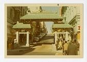 view San Francisco China Town gate digital asset: San Francisco China Town gate
