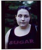 view Amelia, 15, Weight-Loss Camp digital asset: Photograph by Lauren Greenfield