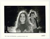 view Janis Joplin and Big Brother, Woodacre, CA, 1967. digital asset: Janis Joplin and Big Brother, Woodacre, CA, 1967.