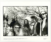 view Big Brother and the Holding Company with Janis Joplin, Woodacre, CA, 1967 digital asset: Big Brother and the Holding Company with Janis Joplin, Woodacre, CA, 1967