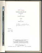view <i>Raiders of the Lost Ark</i> screenplay digital asset: Raiders of the Lost Ark script