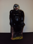 view King Kong Figurine digital asset: chalkware