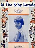 "view ""At the Baby Parade"" digital asset: Sheet Music"