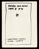 view Bread and News digital asset: Bread and Puppet Theater program