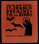 view Bread and Puppet St. Francis Preaches to the Birds digital asset: Bread and Puppet Theater program