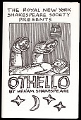 view Othello digital asset: Bread and Puppet Theater program