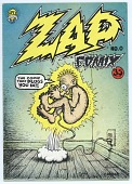 view Zap Comix No. 0 digital asset: Zap Comix No. 0