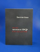 view Booklet, Instructions Monro-Matic Monroe IQ Calculator digital asset: Booklet, Instructions Monro-Matic Monroe IQ Calculator