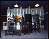 view McMillan synchrotron assembly digital asset: McMillan synchrotron, front view