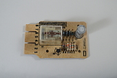 view Circuit board for a prototype intermittent windshield wiper control digital asset number 1