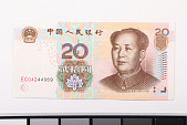 view 20 Yuan digital asset number 1