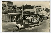 view Toast Rack Tram, Promenade, Douglas, Isle of Man digital asset number 1