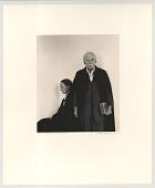 view Alfred Stieglitz and Georgia O'Keefe digital asset: Alfred Steiglitz and Georgia O'Keefe