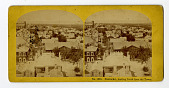 view No. 1223. Nantucket, looking North from the Tower digital asset number 1