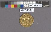 view 1 Ducat, Holy Roman Empire, 1607 digital asset: after treatment