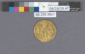 view 1 Ducat, Kremnitz, Holy Roman Empire, 1679 digital asset: after treatment