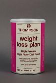 view Thompson Weight Loss Plan, High Protein, High Fiber Diet Food digital asset number 1