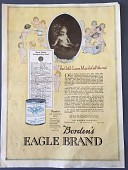 "view Borden's Eagle Brand ""Better Babies Standard Score Card"" digital asset number 1"