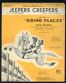 view Jeepers Creepers digital asset: Sheet Music - Jeepers Creepers