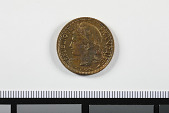 view 1 Franc, Cameroon, 1926 digital asset number 1